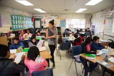 5th grade class